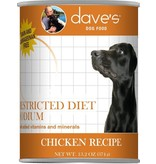 Dave's Dave's Dog Restricted Sodium 13.2 oz