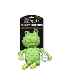 Spunky Pup Furry Friends Frog