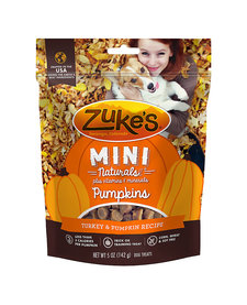 Zuke's Mini Naturals Turkey & Pumpkin 5 oz