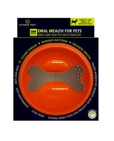 Hyper Pet Oral Health Bowl Medium
