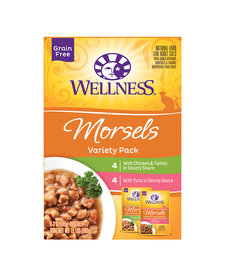 Wellness Morsels Variety Pack
