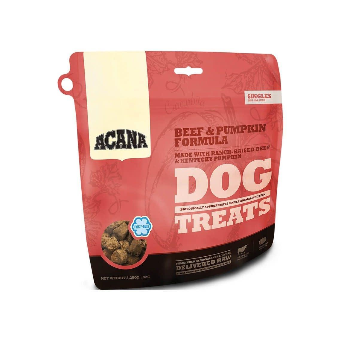 Acana (Champion) Acana Beef & Pumpkin Treats 1.25 oz