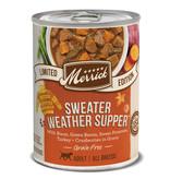 Merrick Merrick Sweater Weather Supper 12.7 oz