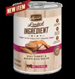 Merrick Merrick Limited Ingredient Diet Turkey & Brown Rice 12.7 oz