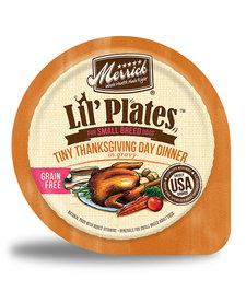 Merrick Tiny Thanksgiving Day Dinner 3.5oz