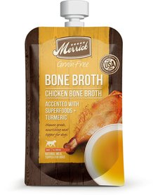 Merrick Chicken Bone Broth 7 oz