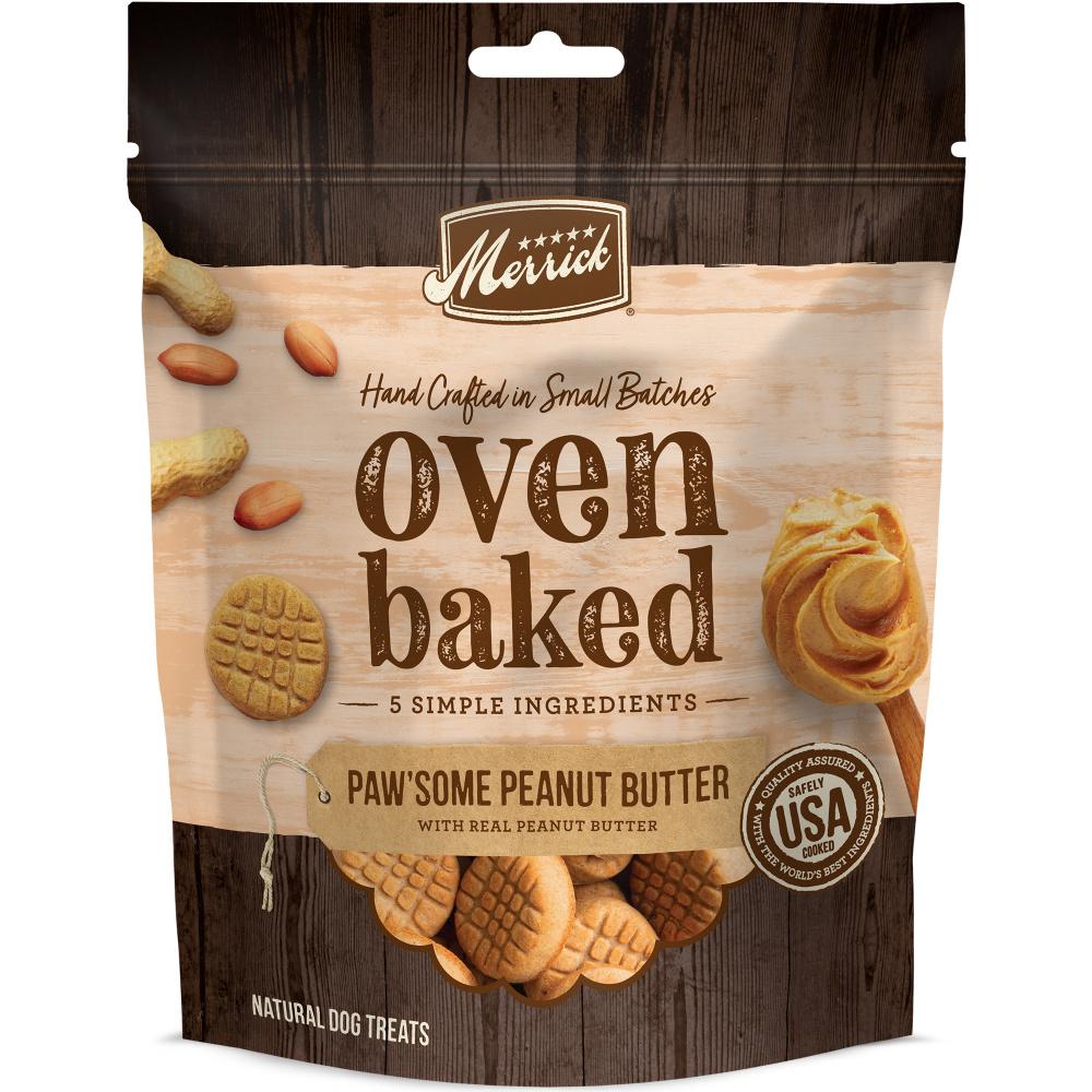 Merrick Merrick Paw'Some Peanut Butter 11 oz