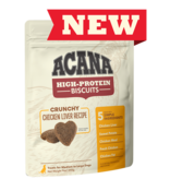 Acana (Champion) Acana High Protein Chicken Liver Biscuits Small 9 oz