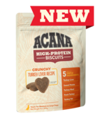 Acana (Champion) Acana High Protein Turkey Liver Biscuits Large 9 oz