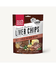 Honest Kitchen Beef Liver Chips 4 oz