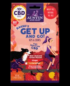 Austin & Kat Bakko's Get Up & Go CBD