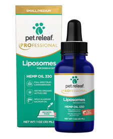 Pet Releaf 100 mg Liposomes 1 oz