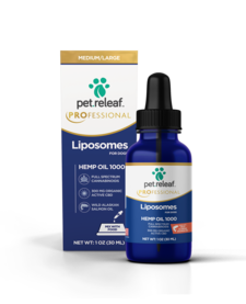 Pet Releaf 300 mg Liposomes 1000 1oz
