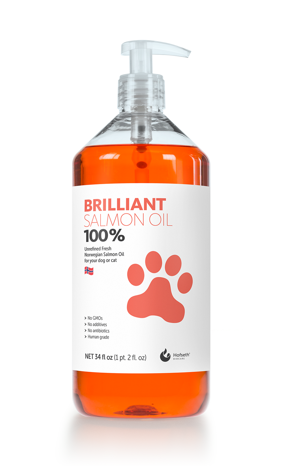 Hofseth Biocare Hofseth Salmon Oil 34 oz