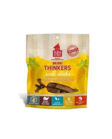 Plato Mini Thinkers Carrot, Turkey & Peanut Butter 6 oz