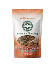 Meowijuana Crunchie Munchies Salmon 3 oz