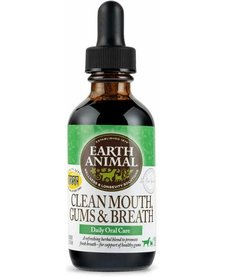 Earth Animal Clean Mouth, Gums & Breath