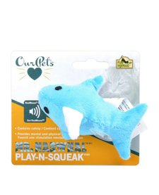 Our Pets Mr. Narwhal Play-n-Squeak