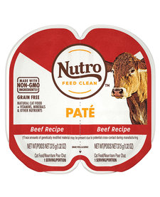 Nutro Perfect Portions Beef Pate 2.6 oz