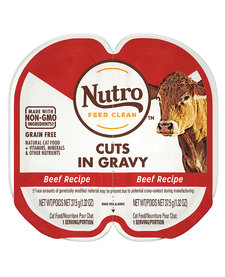 Nutro Perfect Portions Beef Cuts in Gravy 2.6 oz