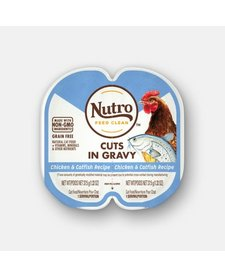 Nutro Perfect Portions Chicken & Catfish in Gravy 2.6 oz