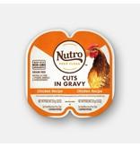 Nutro (Mars, Inc.) Nutro Perfect Portions Chicken Cuts in Gravy 2.6 oz