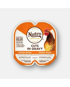 Nutro Perfect Portions Chicken Cuts in Gravy 2.6 oz