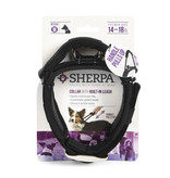 Sherpa Pet Group Sherpa Collar with Built-In Leash Medium