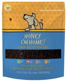 Honey I'm Home Liver Wafers 5 ct