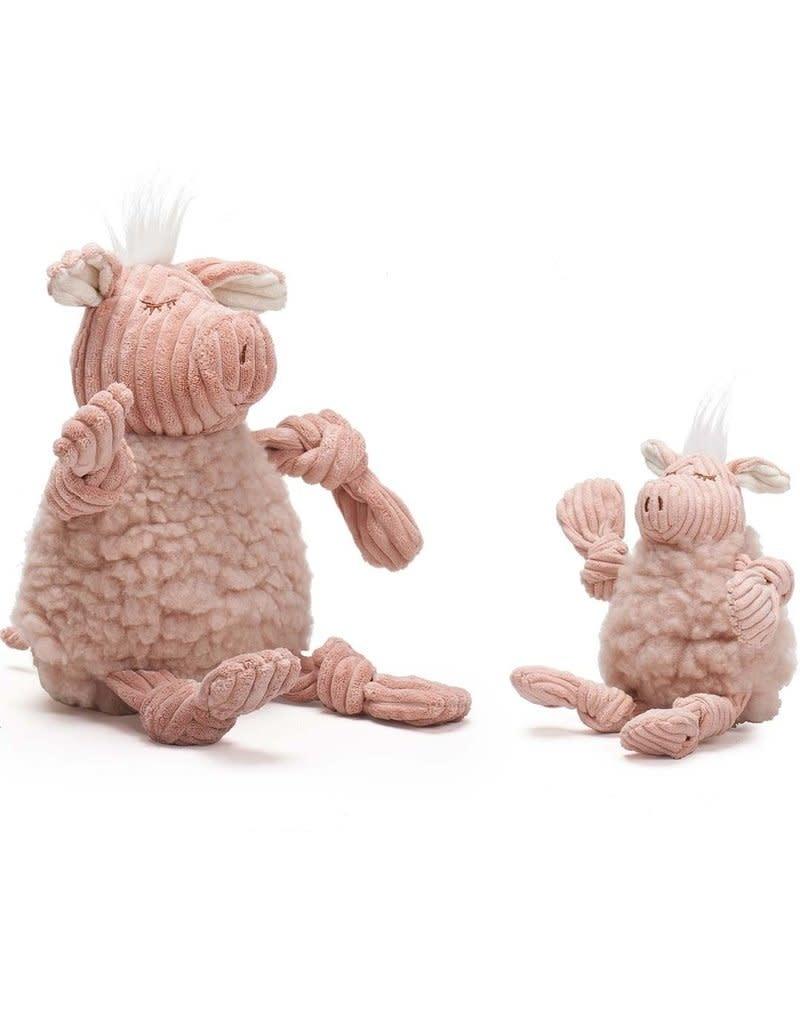 Huggle Hounds Fluffer-Knottie Penelope the Pig Small