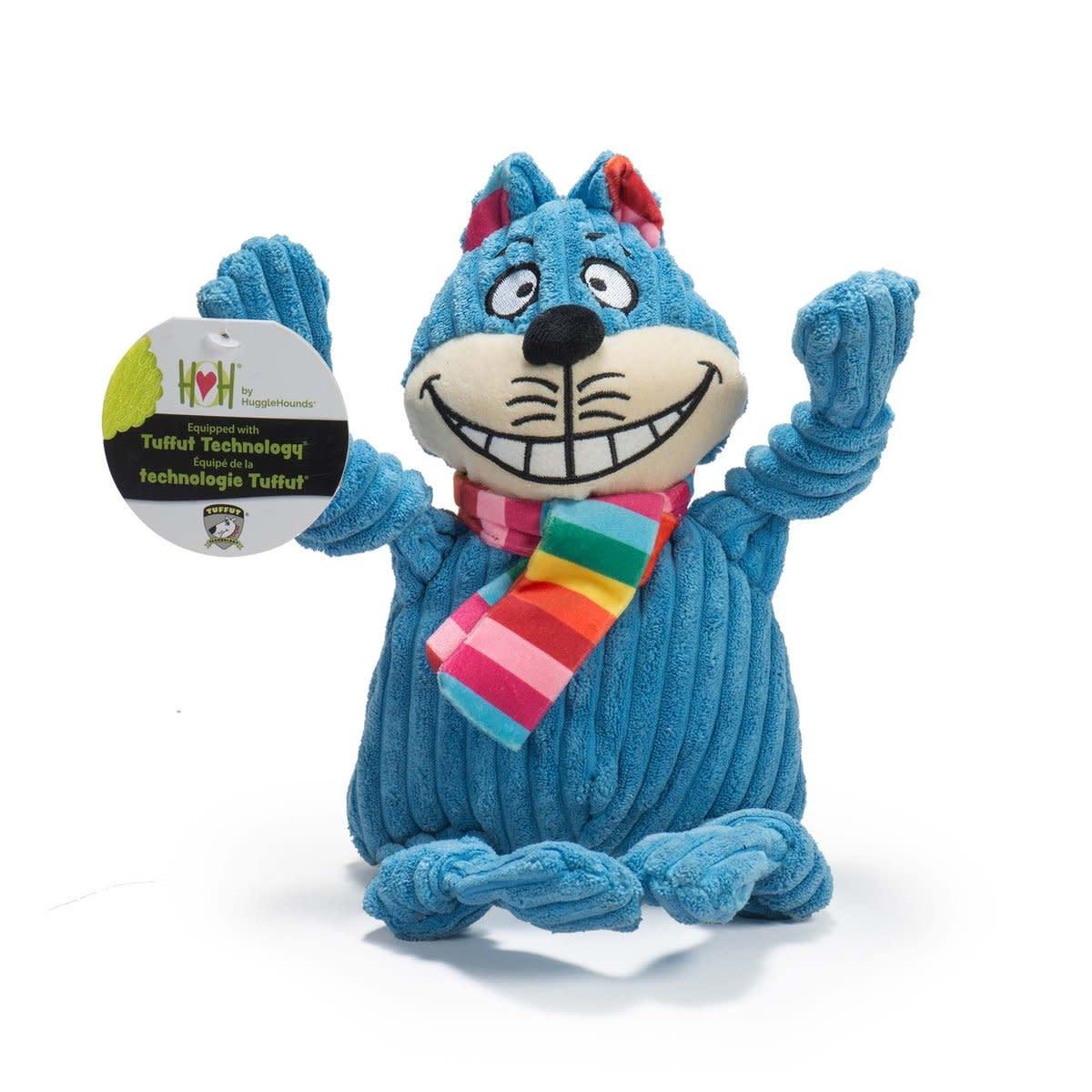 Huggle Hounds Rainbow Cheshire Cat Knottie LG