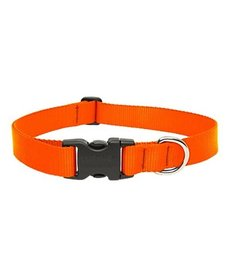 """Lupine Blaze Orange 12""""-20"""" Collar"""