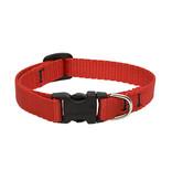"Lupine Lupine Basics Red Collar 10""-16"""