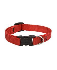 "Lupine Basics Red Collar 10""-16"""
