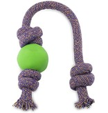 Beco Pets Beco Pet Rope Ball Green