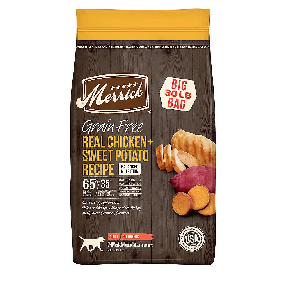 Merrick Merrick Grain-Free Chicken 30 lb