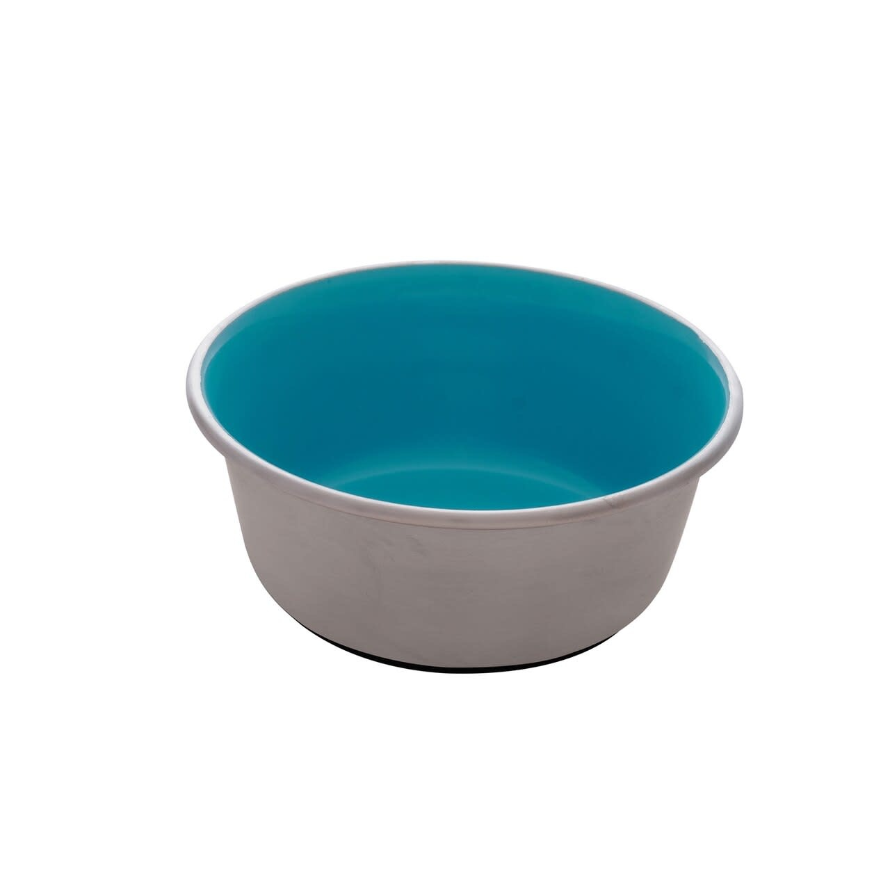 Dogit Stainless Steel Color Bowl Blue 11.8 fl.oz