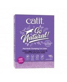 Catit Pea Husk Litter Lavender 14L