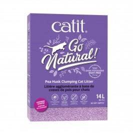 Catit Catit Pea Husk Litter Lavender 14L