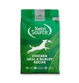 Nutrisource (KLN) NutriSource Choice Chicken & Barley 5 lb