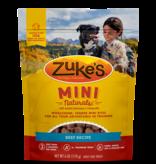 Zuke's Zuke's Mini Naturals Beef 6 oz