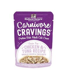 Stella & Chewy's Carnivore Cravings Chicken & Tuna 2.8 oz