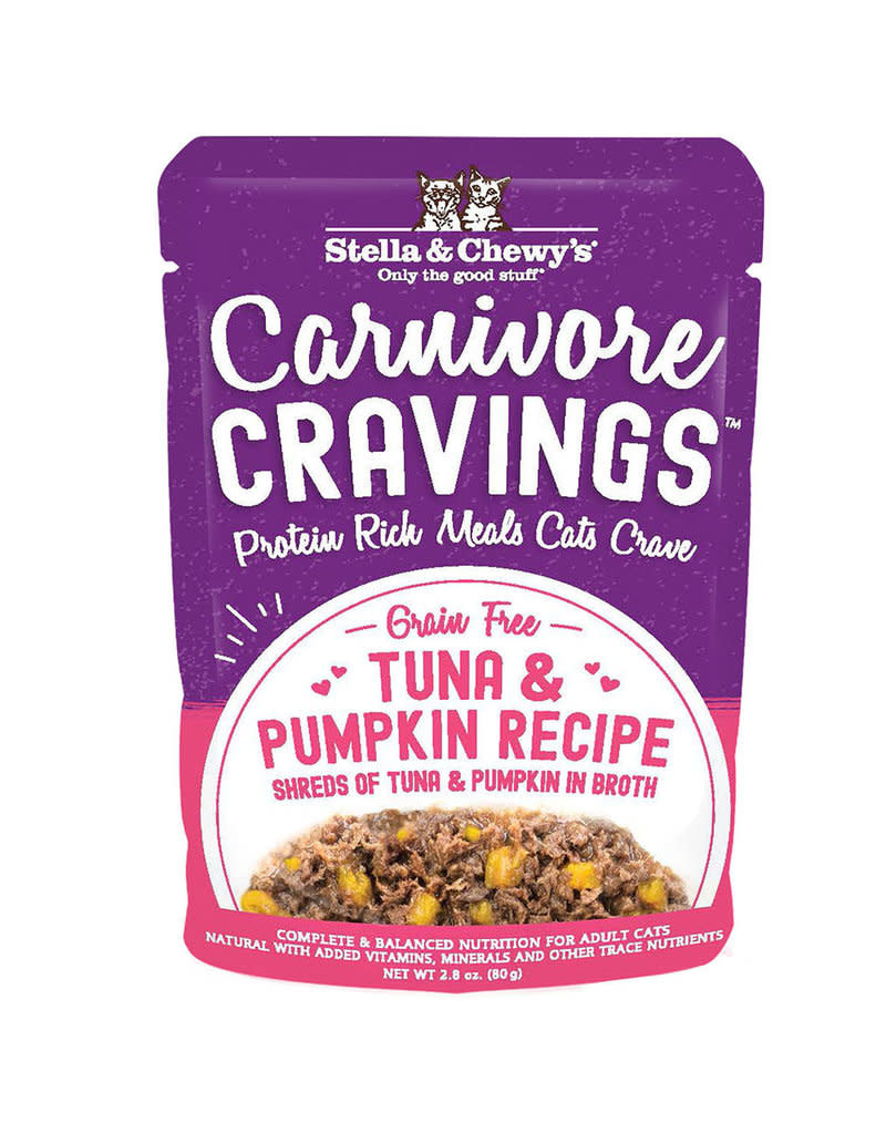 Stella & Chewy's Stella & Chewy's Carnivore Cravings Tuna & Pumpkin 2.8 oz