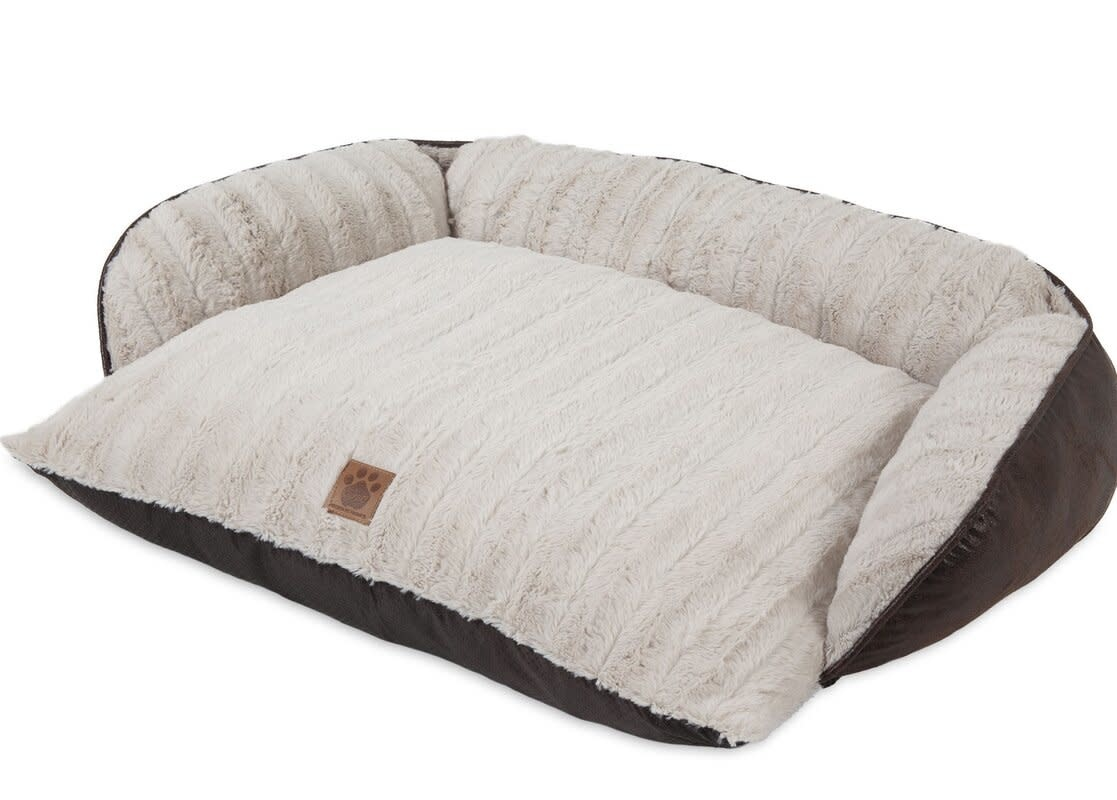 Petmate Snoozzy Rustic Luxury Comfy Couch Medium