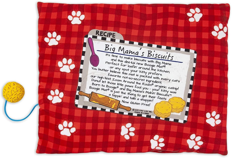 Fat Cat Big Mama's Makin' Biscuits Mat