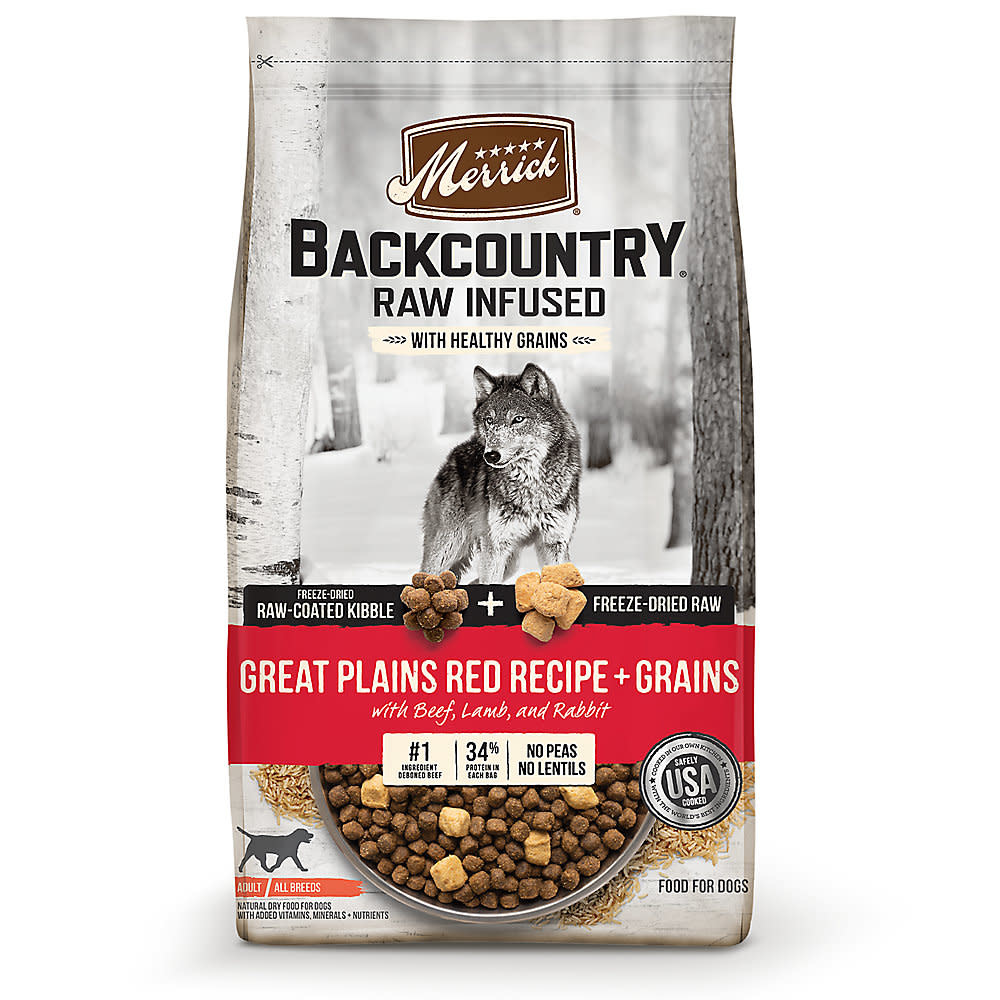 Merrick BackCountry Great Plains with Grains 20 lb