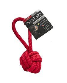 Playology Rope Knot  Beef Large