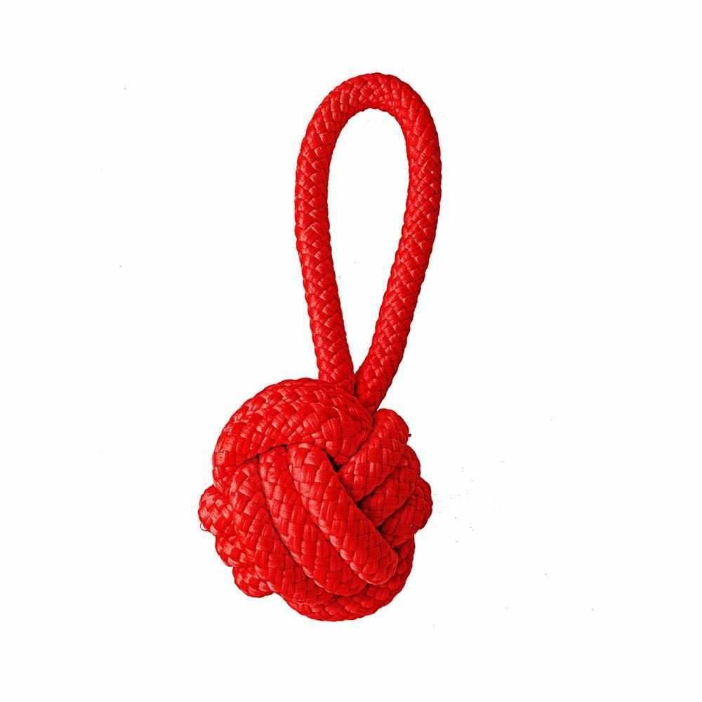 playology Playology Rope Knot Beef Medium
