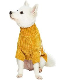 Cozy Dreams Sweater Mustard 18
