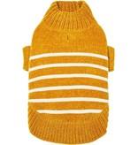 Blueberry Cozy Dreams Sweater Mustard 18